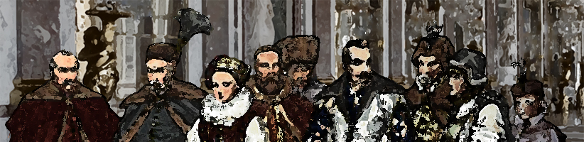 Illustration de réunion borugeoise