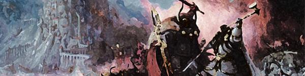 Illustration bataille mythique